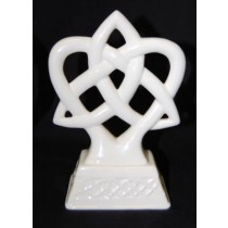 Irish Trinity Knot Cake Topper
