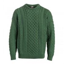Ladies Traditional Aran Irish Sweater