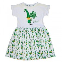 Leprechaun and Sheep Girls Irish Dress