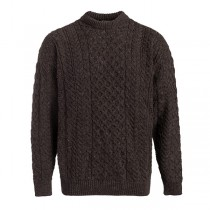 Men's Fisherman Irish Aran Sweater