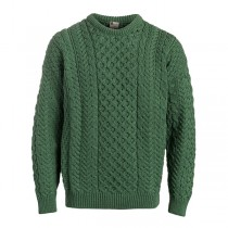 Men's Traditional Aran Irish Sweater