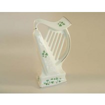 Irish Harp Trellis Shamrock Royal Tara Fine Bone China