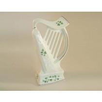 Irish Harp Trellis Shamrock Royal Tara Fine Bone China