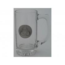 Trinity Knot 13 Oz. Beer Mug