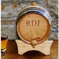 Mini Whiskey Barrel