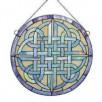 Celtic Weave Window Suncatcher