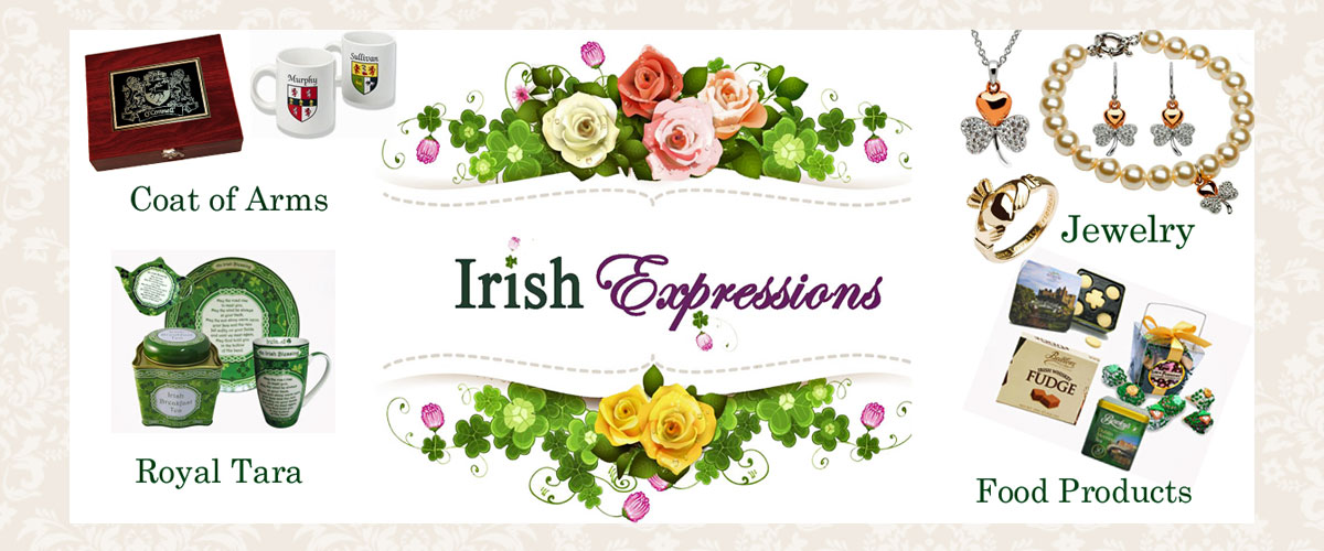 Shop Irish Expressions Gifts for Sale