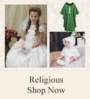 Irish First Communion Dresses - Irish Christening Outfits